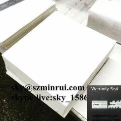 ultra destructible vinyl materials in A4 sheets/destructible label materials/destructible materials