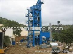 asphalt mixing plant machine