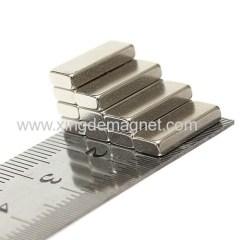 20x10x2 block magnet strong magnet