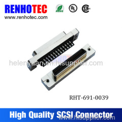 Manufacturing scsi connector 20 pin with 10 years experience