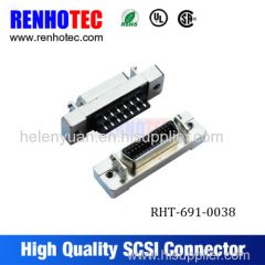 Wholesale 26 Pin Screw Solder type SCSI connectors 3M
