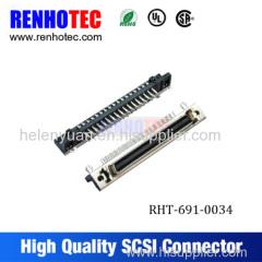 50pin scsi to usb Female sicsi connector