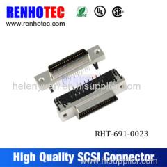Dosin Factory scsi female 20 pin 90 degree connector