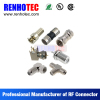 F Plug RF Auto Connector Electrical Terminal Tube F Connectors