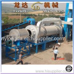 New Hot 60t/h Longda Asphalt Concrete Mixing Plant