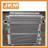 Oil Cooler ZX450 Radiator PC40 PC60 PC90 PC100 PC128 PC130 PC150 PC200 PC300 PC400 PC600 PC750 PC1250