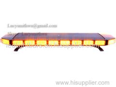 1W led vehicle warning lightbar Full Length emergency Lightbars TBD2128