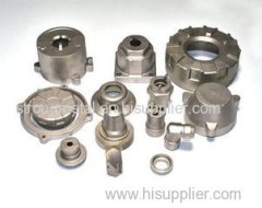 Investment precision casting parts/Lost wax precision castings