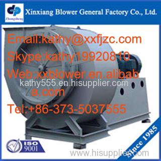 Cement Kiln Wear Resistant Centrifugal Blower Fan