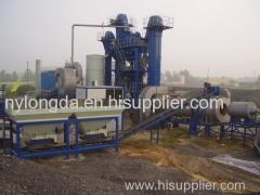 Mix Asphalt Concrete Batching Plant for Highway