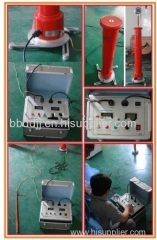 DC High voltage tester0~100KV/0~10mA output
