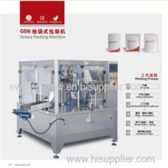 4-sealing Pouch Packaging Machine