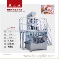 Potato Chips Packaging Machine