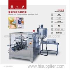 Fruit Sauce Packaging Machine