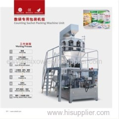 Counting Rotary Packaging Machine