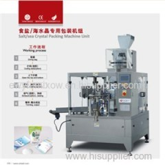 Salt Packaging Machine Product Product Product