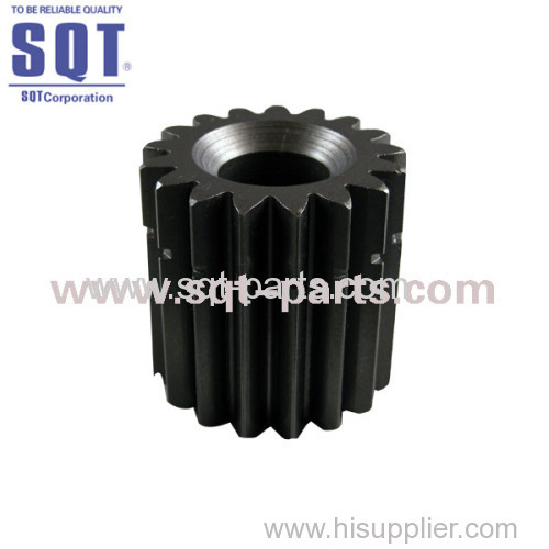 excavator PC220-7 swing sun gear 206-26-71430 slewing gear parts