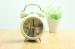 Mini Metal Travel Alarm Clock