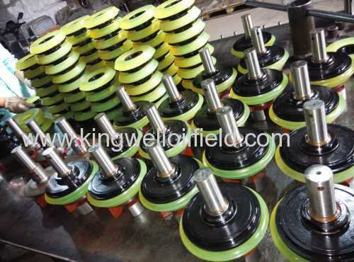 Mud pump cylinder head gasket