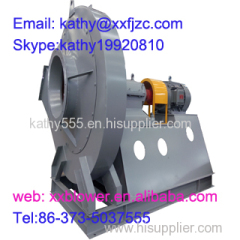 Heavy Duty Industrial High Pressure Forced Darft Fan