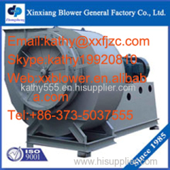 Electric Power Source Air Blower Application Centrifugal Fan For Timber Drying Kiln