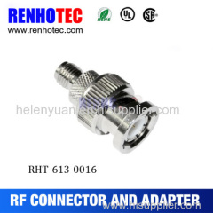 hot selling F type jack to BNC twist on plug connector RF coax adapter