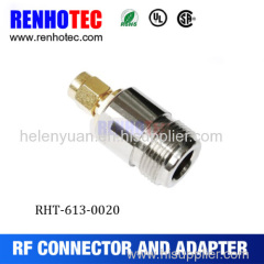 High -end Sma male to N connector female adapter
