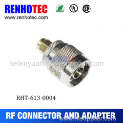 2015 new RF Plug SMA Connector to N female adapter