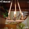 pendant lighting for dining room Bedroom Chandelier chandelier lamp shade Industrial lights rope chandelier