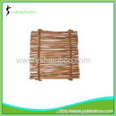 2016 New Design Bamboo sticks coaster