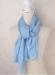 Very soft wholesale plain cotton scarf solid color