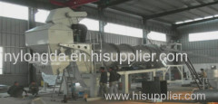 Asphalt Drum Mix Plant Mobile Asphalt Mixer