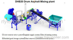 DHB Mobile Asphalt Plant