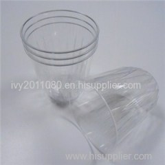 Clear Plastic Beer Cups