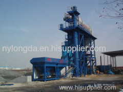 200t/h Wet Mixing Plant