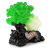 Jade imitation resin carved cabbage cabbage statue for home decor