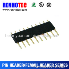 hot 4.5 x1.778mm Pitch connector socket