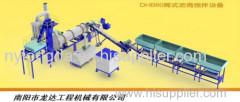 DHB Drum asphalt mixing plant