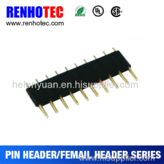 2015 Factory Price 4.3 x1.778mm Pitch 10P Single Row Pin Header