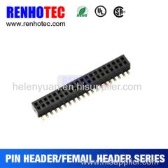 Dosin PH 2.54mm 40P Dual Row SMT Female Header Connector
