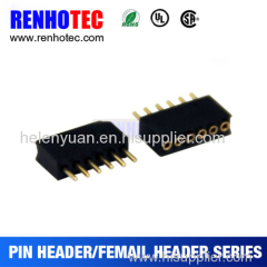 PH 1.27mm NPIN Straight Female Header Connector