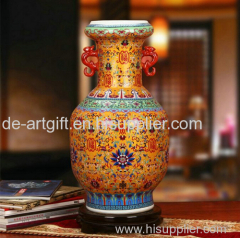 antique ceramic vases for home decoration