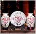 ceramic chinese decorative flower vase for home centerpiece