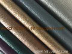 modern popular synthetic leather for sofa chair furniture