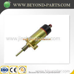 Caterpiller Excavator spare parts 330C flameout solenoid valve 3306 155-4653 factory wholesale