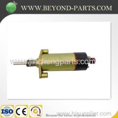 Caterpiller spare parts E320C 325C excavator flameout solenoid valve 3306 155-4653 stop solenoid