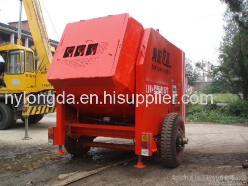 China Asphalt concrete recycling device