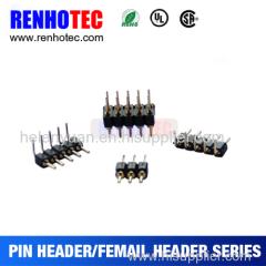 2.0mm Pitch 90/180 Degree Pin Header 1xNPIN