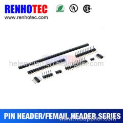 90/180 Degree or SMT Pin Header/ Female Header