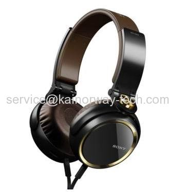 Sony MDRXB600 XB Series Extra Bass On-Ear Folding Design Stereo Headphones